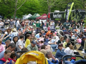 Are large, sponsored events the future of the Greenway Parks?