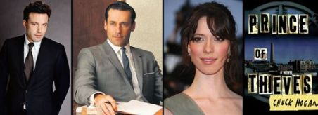"In a ""Prince of Theives"" remake, ""The Town"" Will Star Ben Affleck, Jon Hamm and Rebecca Hall"