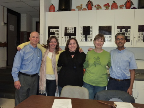 New Executive Committee for the North End/Waterfront Residents' Association (NEWRA)