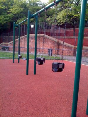 Swings at DeFilippo Park (The Gassy)