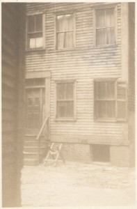 388 Hanover St., North End 1932 (Courtesy of Boston Public Library)