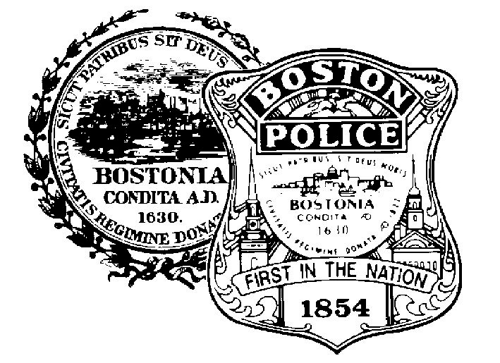 Boston Police, BPD Logo