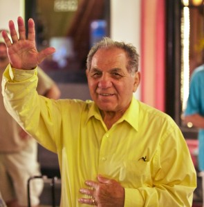 Tony DeMarco at the 2012 Fisherman's Feast - August 2012 by Matt Conti