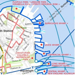 Boston Map Historical Sites.Historic Sites Northendboston Com