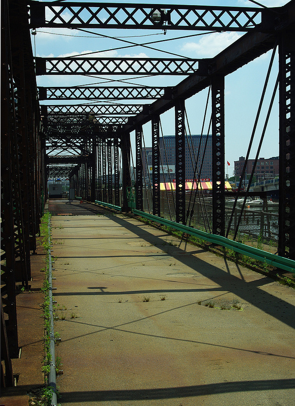 Old Northern Avenue Bridge by Paul-W on Flickr, used under this Creative Commons License