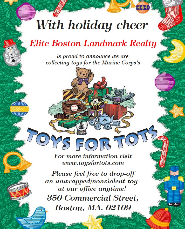 Toys For Tots Flyers 2012 : Toys for tots collection party at elite boston landmark