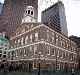 Faneuil Hall on MLK Jr Day 2013 (1)