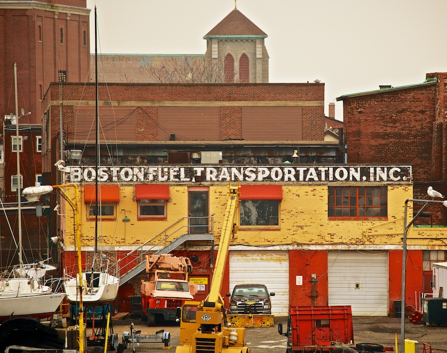 Boston Fuel Transportation