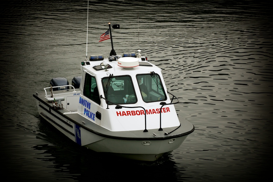 Boston Police Harbormaster