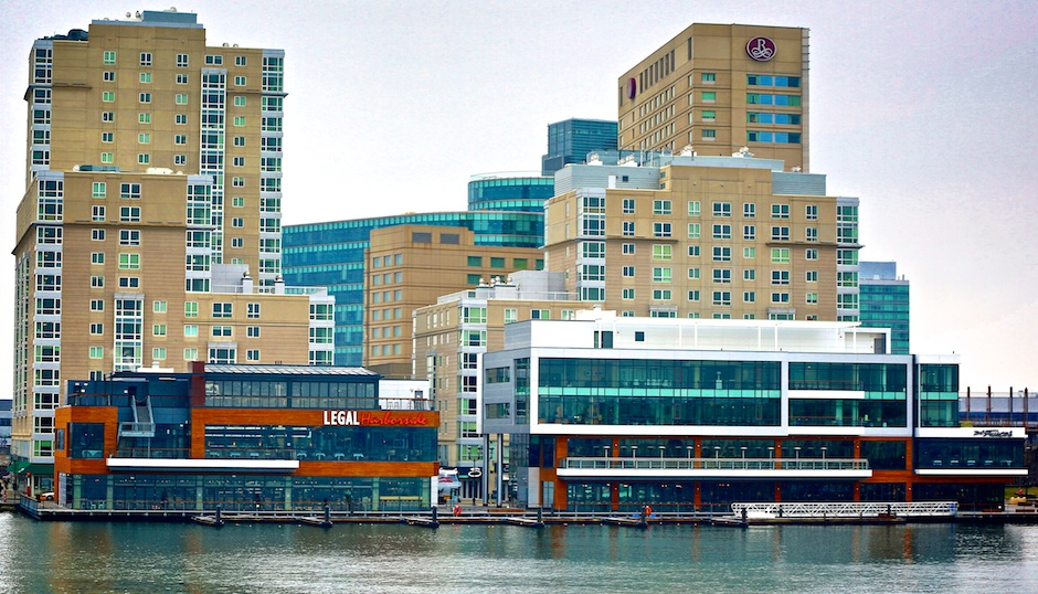 Liberty Wharf - Seaport