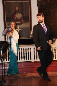 "NEMPAC ""Amore"" Opera Concert at Old North Church - February 2013 (Photo by Rosario Scabin, Ross Photography) 22"