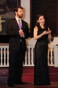 "NEMPAC ""Amore"" Opera Concert at Old North Church - February 2013 (Photo by Rosario Scabin, Ross Photography) 6"