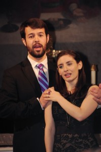"NEMPAC ""Amore"" Opera Concert at Old North Church - February 2013 (Photo by Rosario Scabin, Ross Photography) 8"