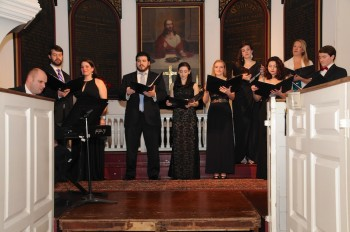 "NEMPAC ""Amore"" Opera Concert at Old North Church - February 2013 (Photo by Rosario Scabin, Ross Photography) - Finale"