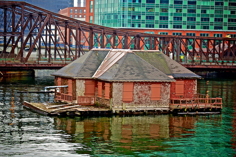 Old Boston Tea Party at Northern Avenue Bridge