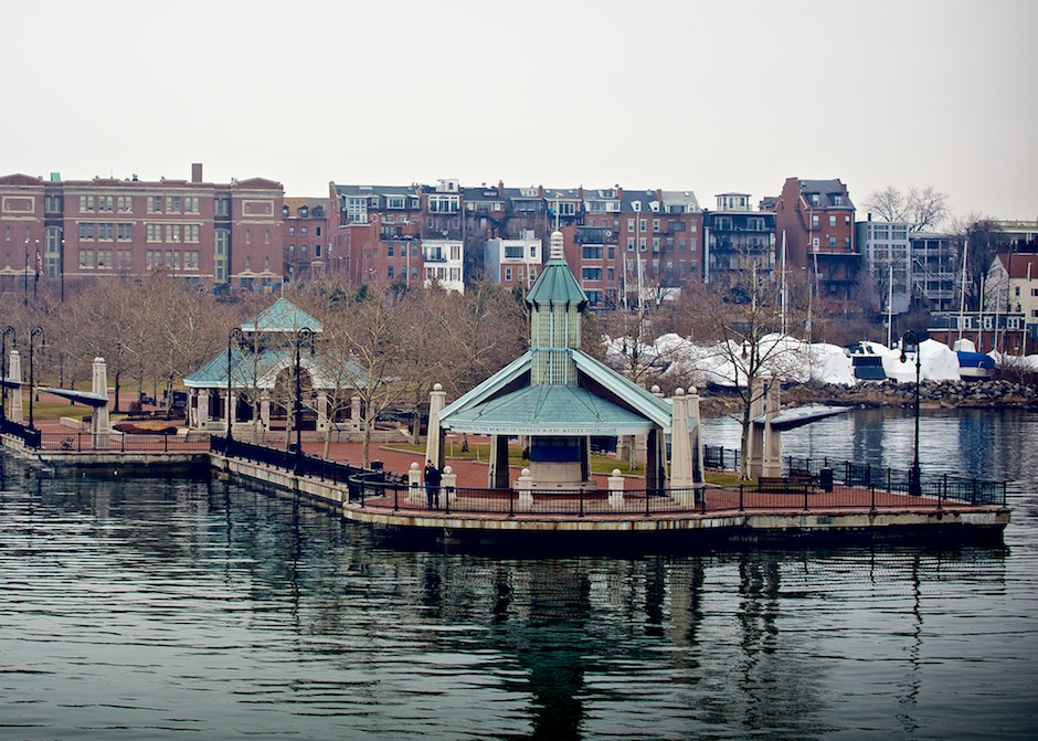 Piers Park - East Boston