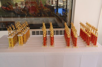 2012 NEAA Baseball Trophies!