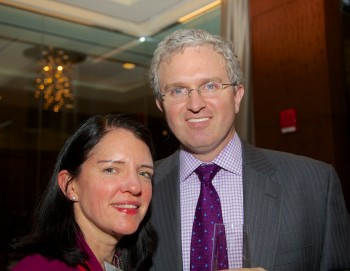 Jane (Fundraiser organizer) and JIm Connolly