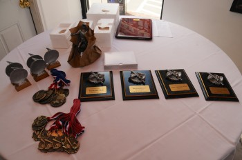 Special awards given out at NEAA Majors Banquet