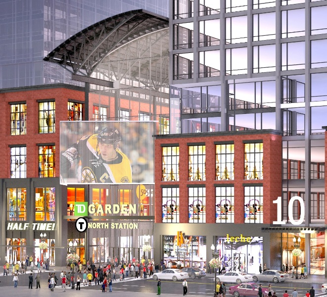 Td Garden Twin Towers Back On Drawing Board For North