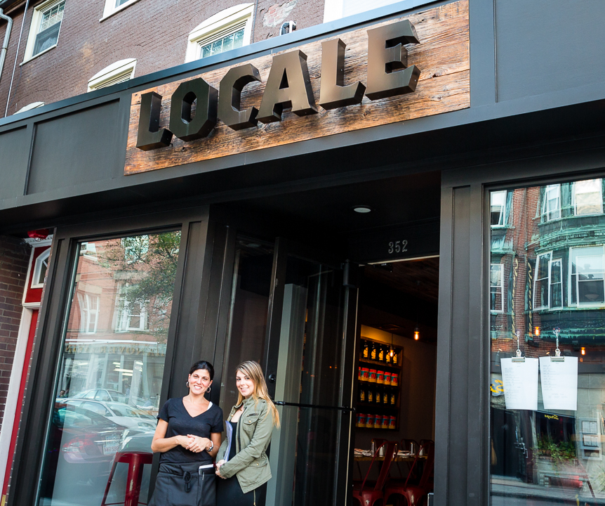 Locale Opens On Hanover Street Serving Gourmet Pizzas And Appetizers