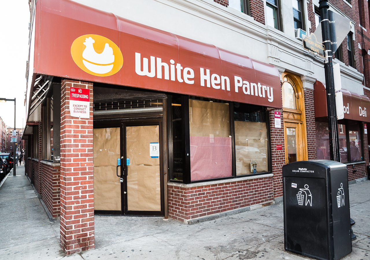 White Hen Pantry Close...