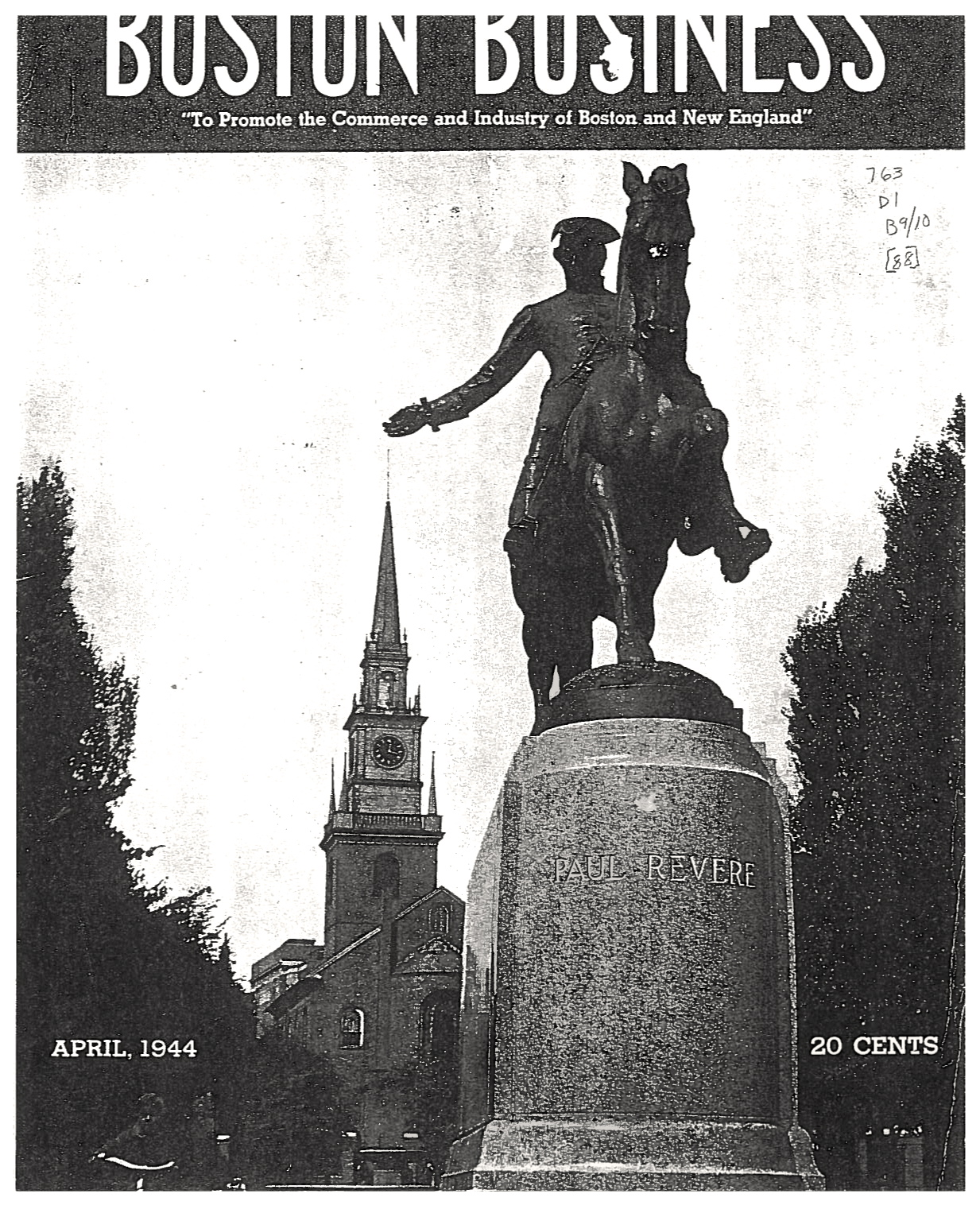 Boston Business, April 1944