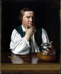 What's Paul Revere's story around the North End? Photo by Bostoniano