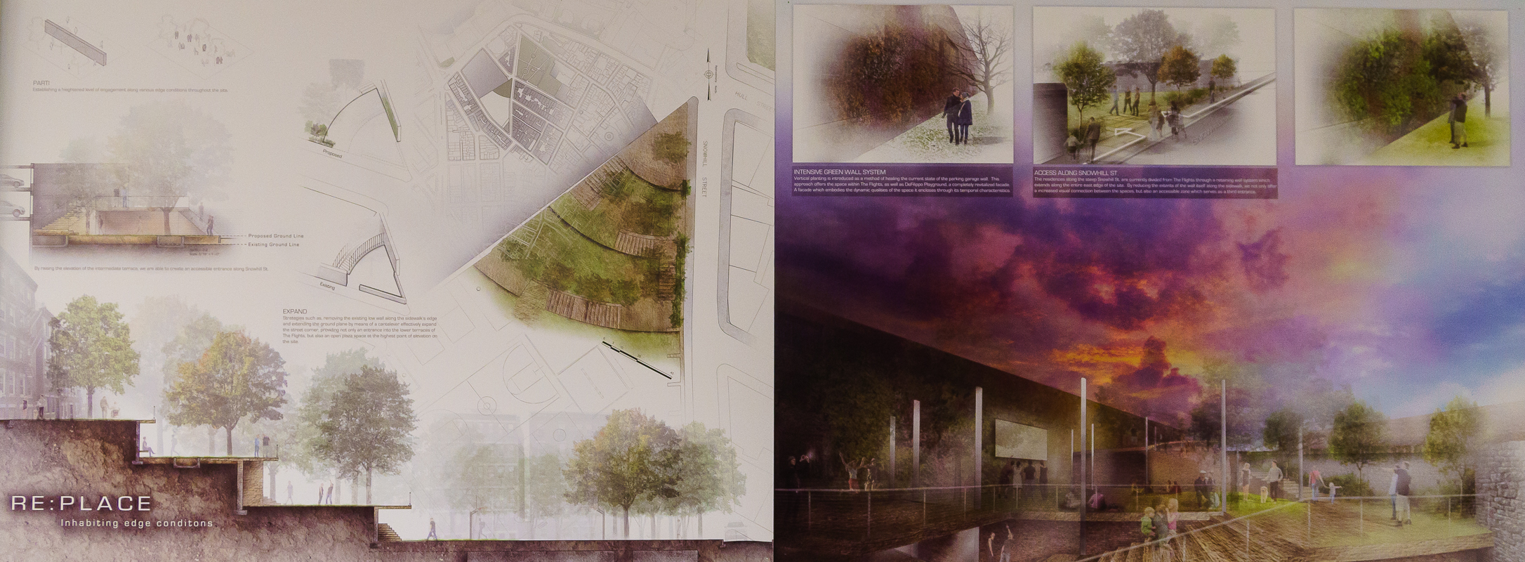 Place Inhabiting Edge Conditions by Kevin Fletcher + Phil Seclen (Professor's Choice Award)