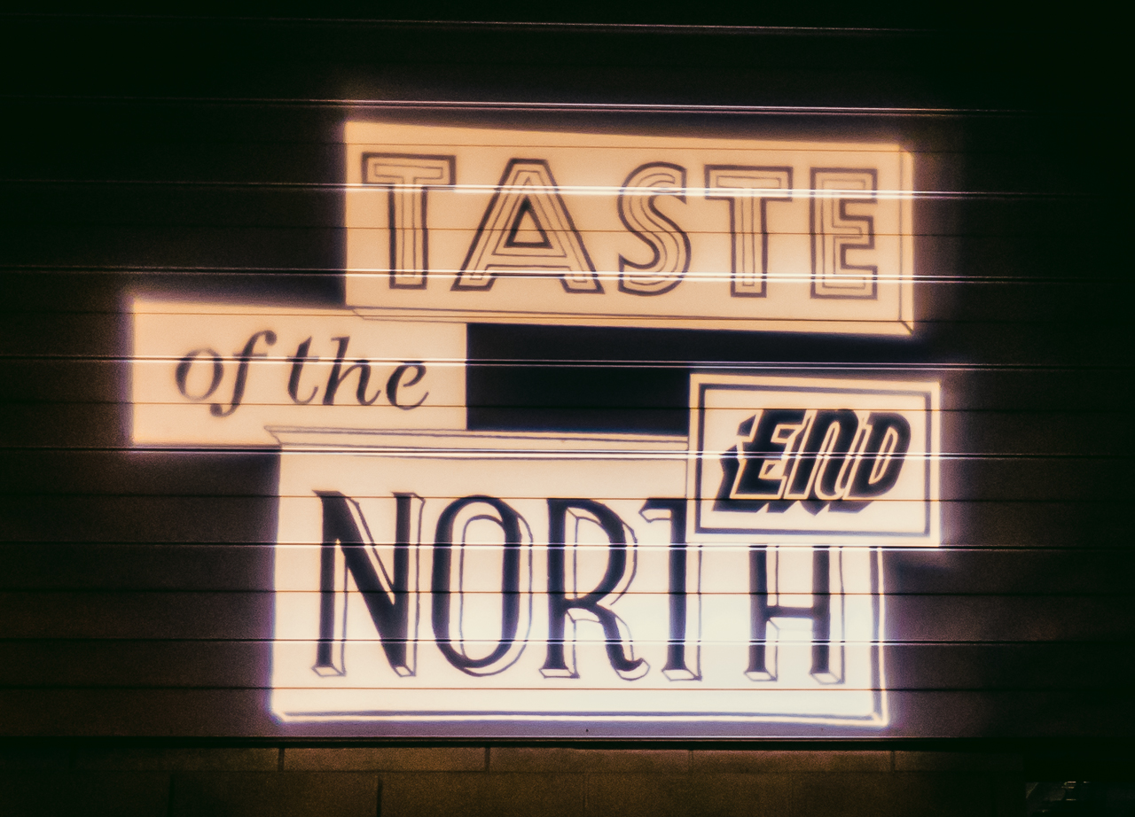 Taste of the North End - In LIghts at Steriti Rink
