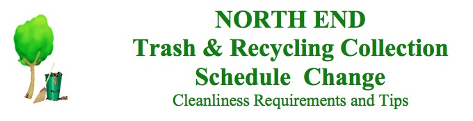 Trash Header Cleanliness Logo