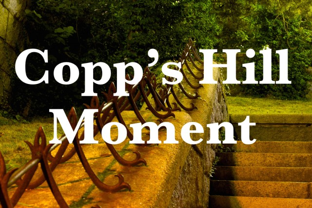 Copp's Hill Moment Logo