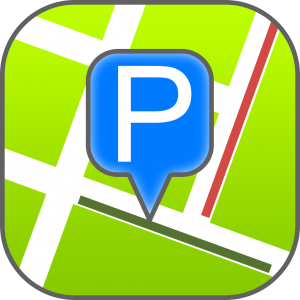 The ParkWise North End App logo.
