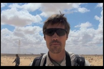 James Foley (Photo courtesy of GlobalPost)
