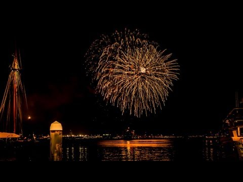 Summer on the Waterfront Bringing Fireworks Back to Boston Harbor on Saturday, August 30, 2014