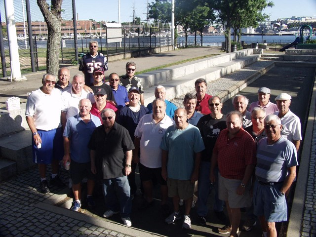 Friends of the North End Bocce Tournament