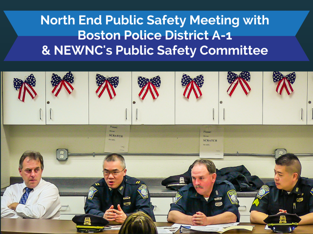 Public Safety Meeting Logo
