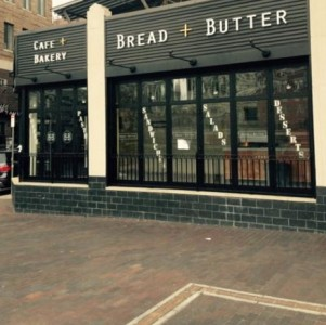 Bread + Butter has closed at the corner of Cross and Salem Streets, along the Freedom Trail (Photo: Adam Castiglioni)