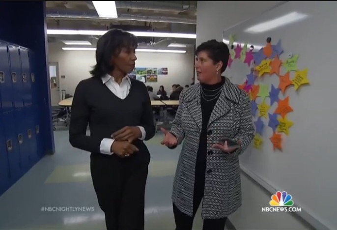 Traci Walker Griffith on NBC News