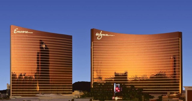 Steve Wynn's design for the Everett casino is expected to mirror the curving bronze towers of Wynn Las Vegas.