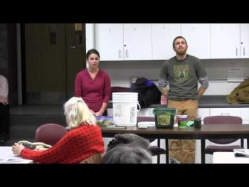 Composting Initiative Cleaning Up in North End [Video]