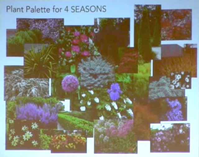Plant Palette 4 Seasons