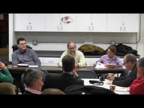 Residents' Association (NEWRA) Announcements and Committee Reports [Video]