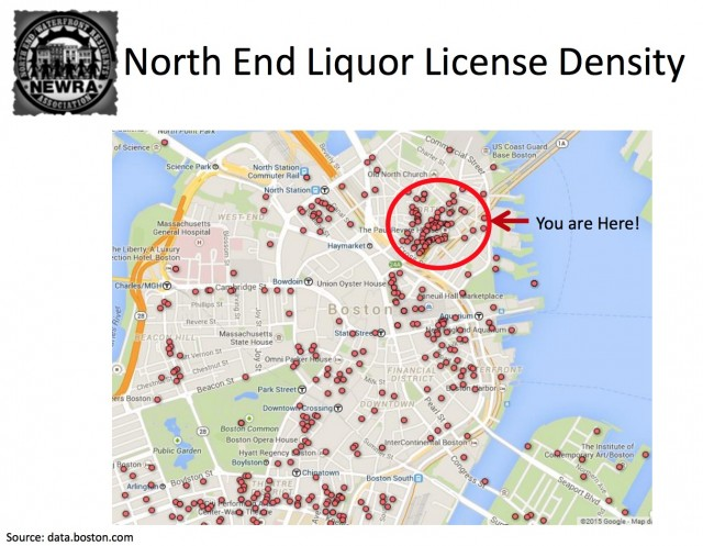 Liquor License Density