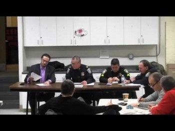 Snow Talk and Minimal Crime Incidents Reported at North End Public Safety Meeting