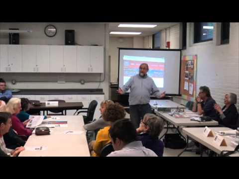 Neighborhood Reports from Residents' Association Meeting; Focus on Trees & Licensing [Video]