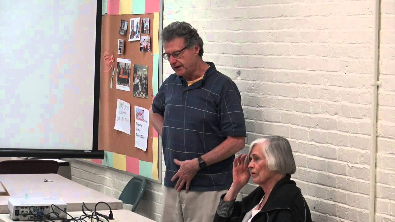 Osher Lifelong Learning Institute (OLLI) Introduction at Residents' Association