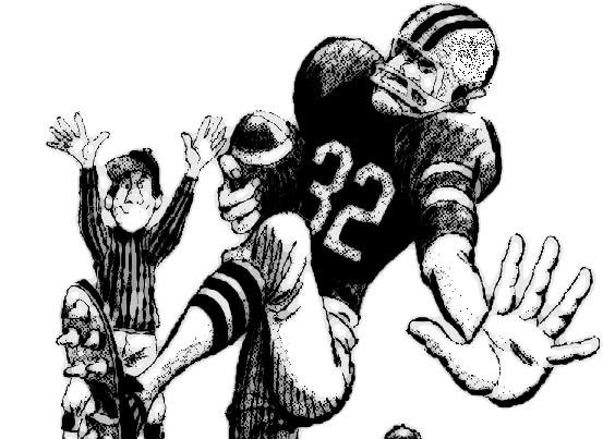 GRIDIRON AUDIBLES by Christian A. Guarino