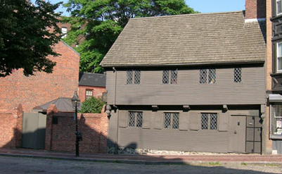 Photo courtesy of The Paul Revere House