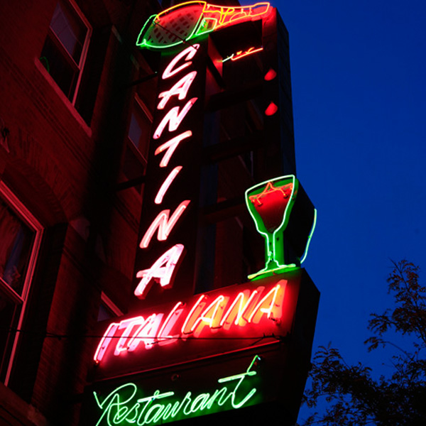 Cantina Italiana was awarded an all-alcohol license upgrade by the Boston Licensing Board.